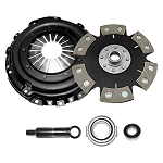Competition Clutch 5153-0620 Stage 4 - 6 Pad Ceramic Unsprung Clutch Kit Mitsubishi Lancer Evolution X 4B11