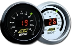 AEM Boost Display Gauge 50psi