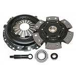 Competition Clutch 15030-1620 Stage 4 - 6 Pad Ceramic Sprung Clutch Kit Subaru WRX STi 04-18