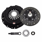 Competition Clutch 8022-2100 - Stage 2 - Steelback Brass Plus Clutch Kit - D Series