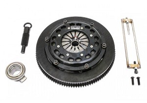 Competition Clutch Twin Disc 4-5152-C 184mm Rigid Twin Disc Clutch Kit Mitsubishi Lancer Evolution 7-9 4g63