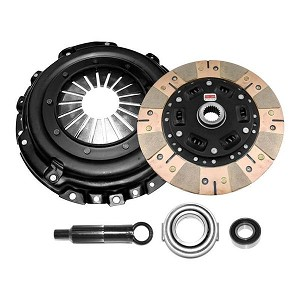 Competition Clutch 8022-2600 - Stage 3 - Segmented Ceramic Clutch Kit - D Series
