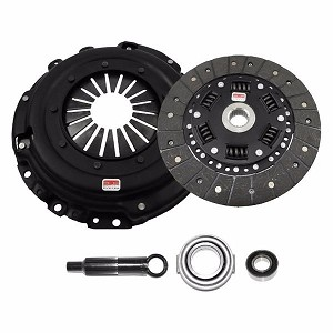 Competition Clutch 5152-2100 - Stage 2 - Steelback Brass Plus Clutch Kit Mitsubishi Lancer Evolution 8 & 9